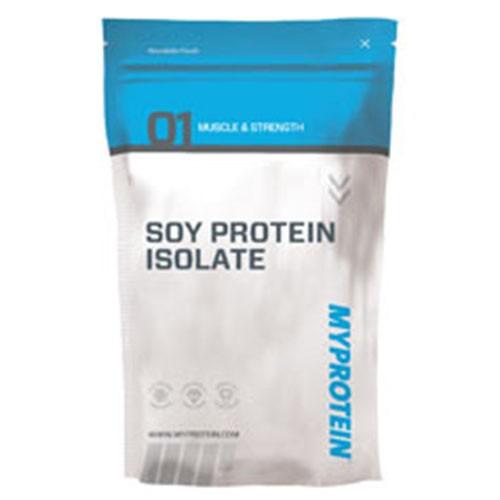 Myprotein Soy Protein Isolate Vanilla 1000g