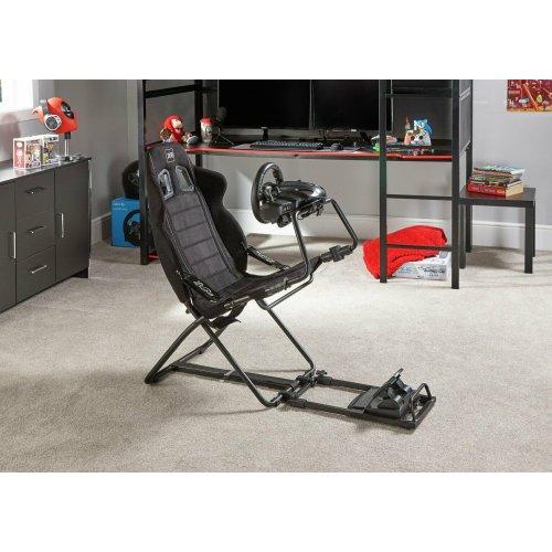 X-Rocker XR Circuit Racing Gaming Chair - Black