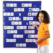 Standard Pocket Chart Education Learning Teaching