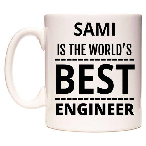 SAMI Is The World's BEST Engineer Mug