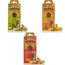 Soopa Dental Sticks For Dogs (4 Sticks)
