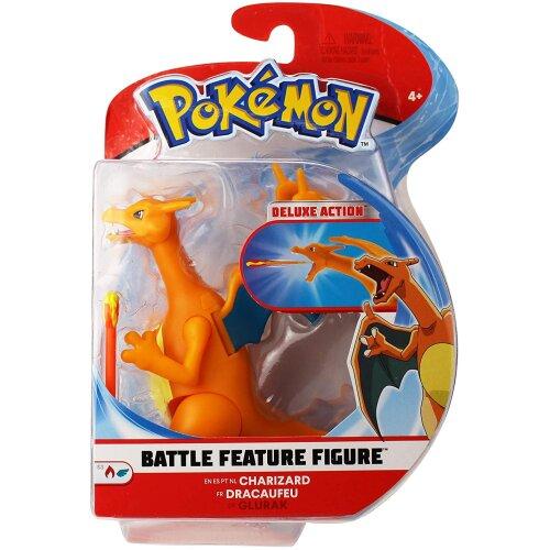 Pokemon 4.5 Inch Battle Feature Figure Charizard
