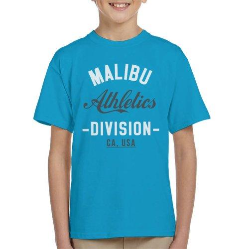 Malibu Athletics Division Kid's T-Shirt