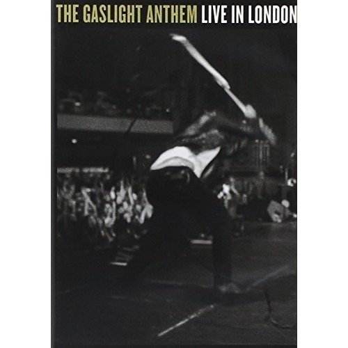 The Gaslight Anthem Live in London [dvd] [2014]
