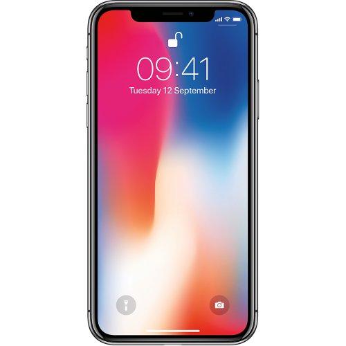 (Unlocked, 64GB) Apple iPhone X   Space Grey