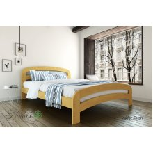 New Wooden Furniture Solid Pine Double Bedframe 4ft6in UK Size - F11