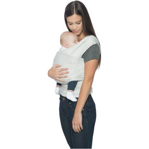 Ergobaby Lightweight Wrap Aura - Grey Stripes