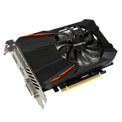 Gigabyte GeForce GTX 1050 Ti D5 4G NVIDIA GeForce GTX 1050 Ti 4GB