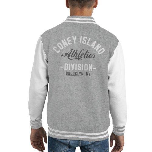 Coney Island Athletics Division Kid's Varsity Jacket