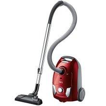 Aeg Bagged Vacuum Cleaner Aeg VX41VRA 3 L 80 dB 750W Red