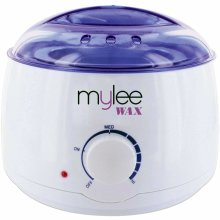 Mylee Professional Electric Wax Heater for All Wax Types, Wax Melter For Depilatory Hair Removal Warmer with Adjustable Temperature and Built-in...