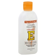 Fruit of the Earth Gentle Healing Vitamin E Skin Care Lotion, 118 ml ( 4 fl oz)