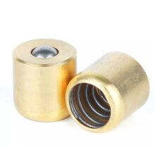 10pk  8mm DIAMETER PRESS FIT BUTTON OILERS OIL LUBE POINTS LUBRICATION NIPPLES LATHE MILL