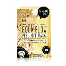 Facial Mask Gold Glow Peel Off Oh K! (80 g)