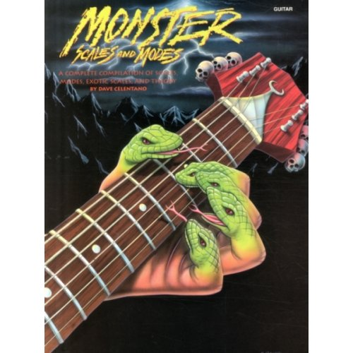 Monster Scales And Modes by By composer Dave Celentano
