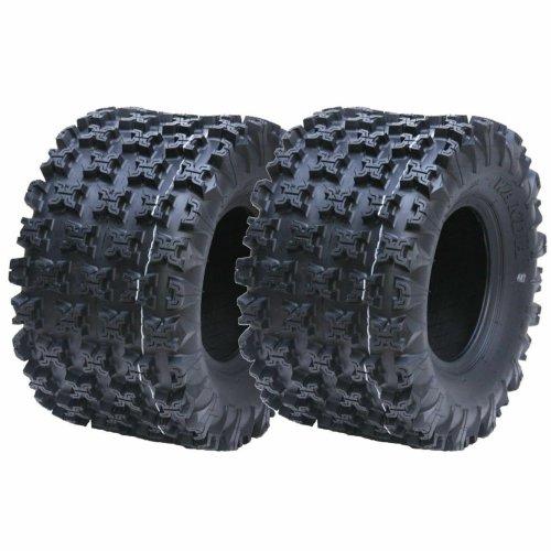 20x11.00-9 Slasher ATV tyres, 6ply Wanda road legal WP02, Set of 2
