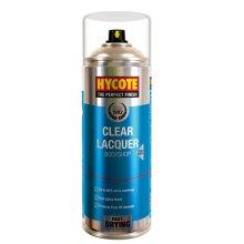 Hycote Bodyshop Clear Lacquer - 400ml x 10