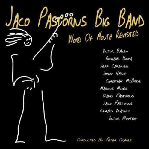 Jaco Pastorius Big Band - Word of Mouth Revisited [CD]