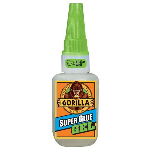 15g Gorilla Superglue Gel - Glue Super Wood Adhesive Strong -  glue gorilla super gel 15g wood adhesive strong
