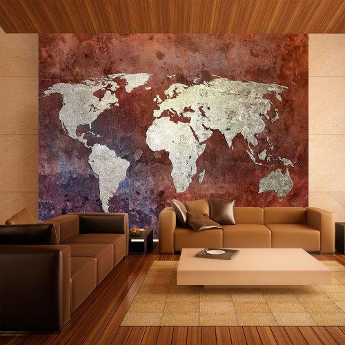 Wallpaper - Iron continents