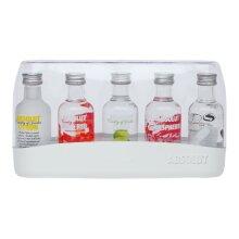 Absolut Vodka - 5x 5cl Miniature Gift Pack