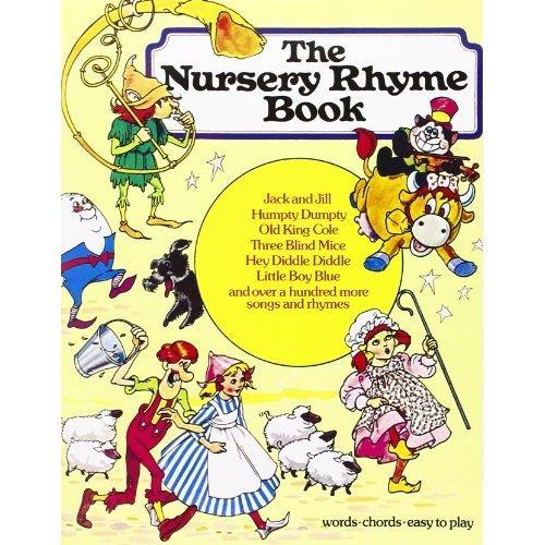 The Nursery Rhyme Book (50 Nusery Rhymes with Music)