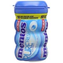 Mentos pure fresh breath sugarfree chewing gum 6 Pack