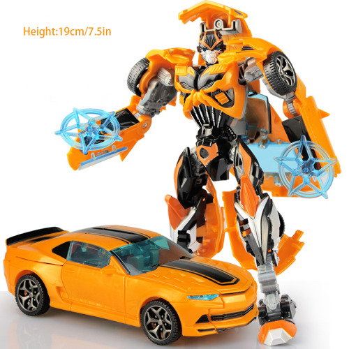 (Wasp) Transformers Toys Robots Bumblebee Action Figures