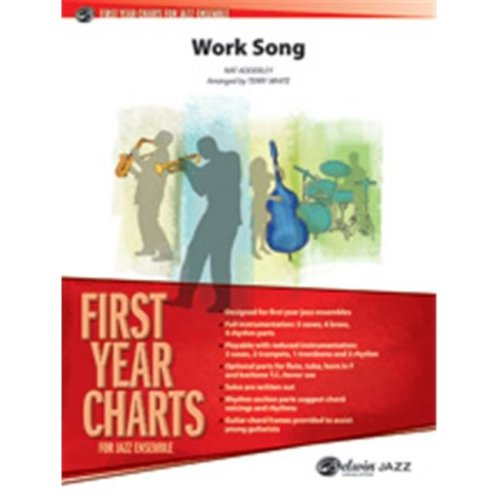 Alfred 00-38661 WORK SONG-JFY
