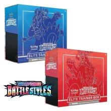 Pokemon Battle Styles Elite Trainer Box