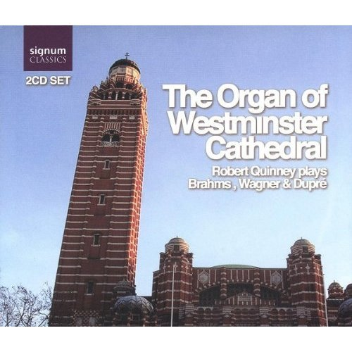 ohannes Brahms - The Organ of Westminster Cathedral /Robert Quinney [CD]