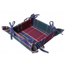 13 x 9 in. Ribbed Table Runner with Tassels Jewel