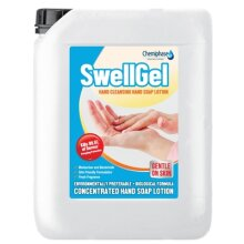 Swell Gel - Premium Liquid Soap 40 x 5 Litres (200L) | Chemiphase Ltd