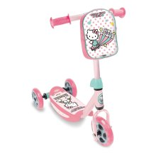 HELLO KITTY Hello Kitty Club Children's Three Wheel Tri-Scooter with Removable Bag