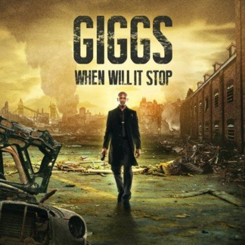 Giggs - when Will It Stop [CD]