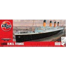 Airfix A50146A 1:400 RMS Titanic Gift Set Model Kit