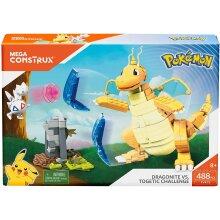 Mega Construx FVK75 Pokemon Dragonite vs Togetic Challenge