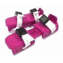 A&R Sports Bob Hockey Skates, Pink