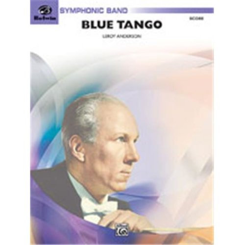 Alfred 00-82361 BLUE TANGO-CB