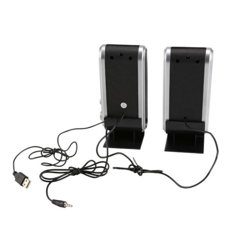 HY-218 Computer Speakers | 2W USB Powered Speakers