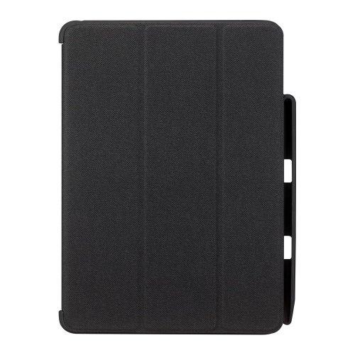 "SANDSTROM 9.7"" iPad Smart Cover with Pen Slot - Black, Black"