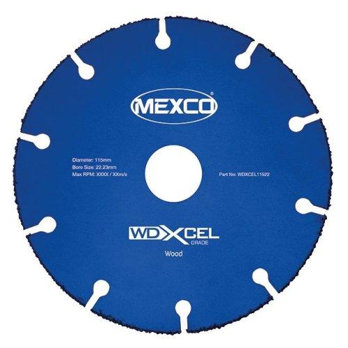Mexco WDXCEL 115mm Wood Cutting Blade