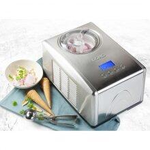 Domo ice cream maker DO9066I (stainless steel)