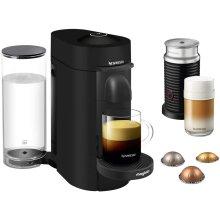 Nespresso  Vertuo Plus & Milk, Black finish by Magimix - 11387