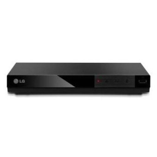 LG DP132 Player Black