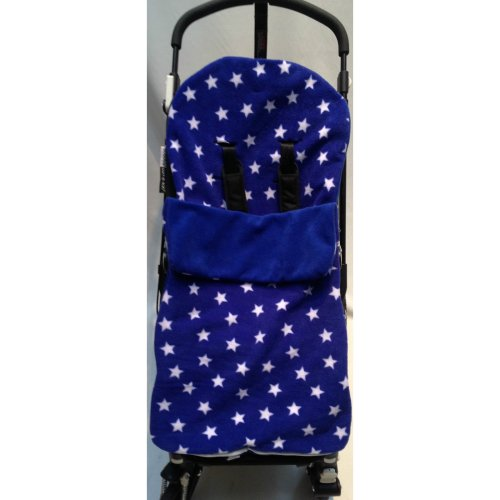 Grey Star Snuggle Summer Footmuff Compatible With Easywalker Mini