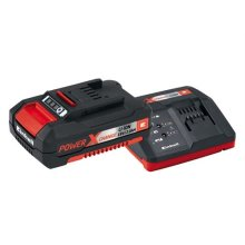 Einhell EINPXSTKIT2 Power X-Change Battery & Charger Starter Kit 18 Volt 1 x 2.0Ah Li-Ion