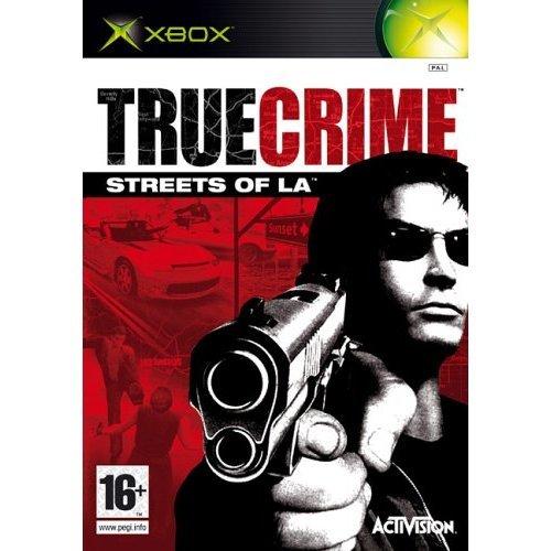 True Crime: Streets of LA (Xbox) - Used