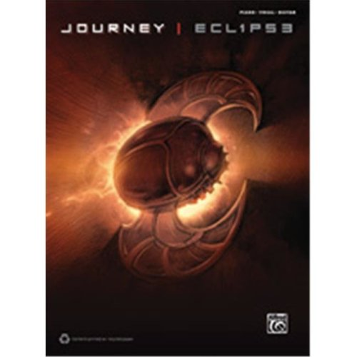 Alfred 00-38619 JOURNEY - ECLIPSE - PVG FOLIO