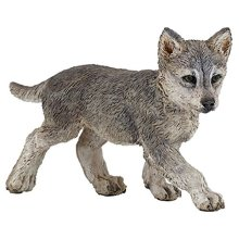 Papo Figure Wolf Cub Toy Figure